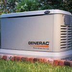 outdoor standby generator