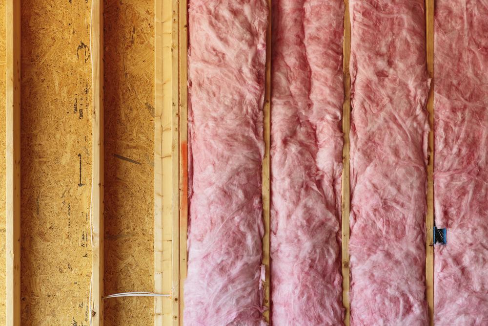 home insulation installment