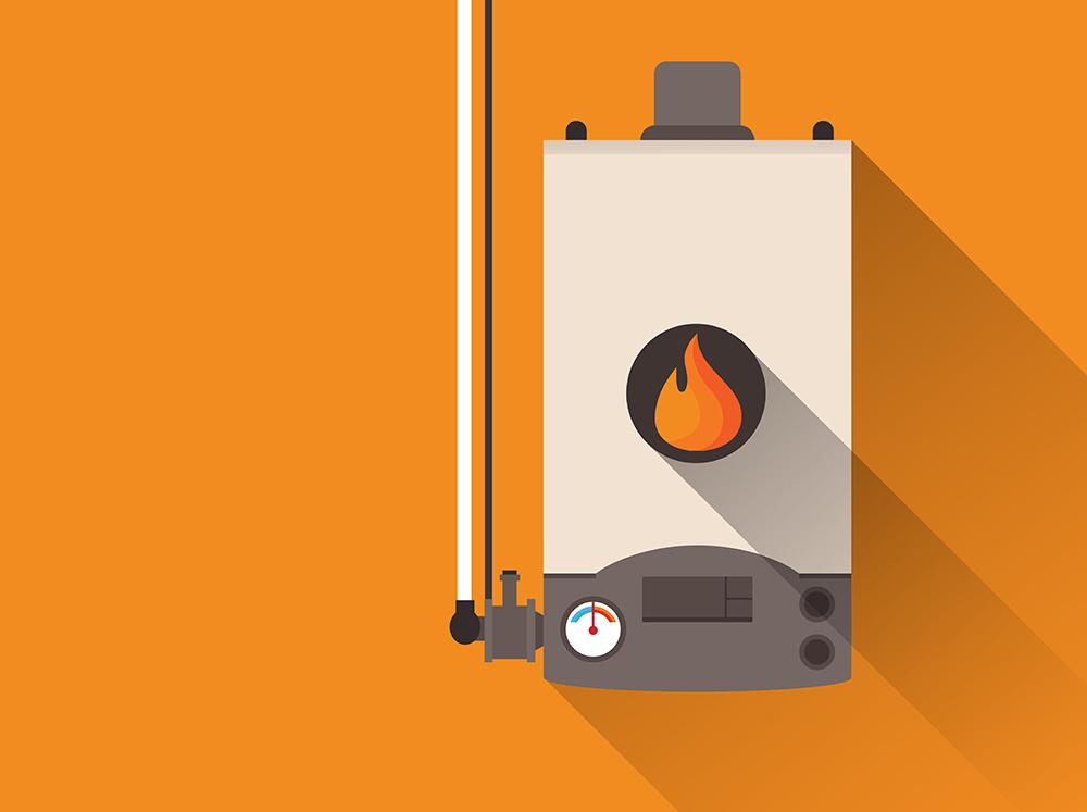 animated image of a furnace