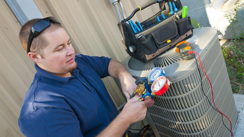 AC Maintenance Humble