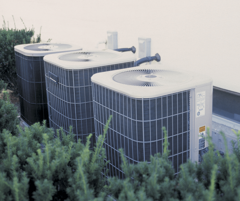energy efficient outdoor ac units