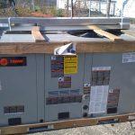 Trane HVAC unit