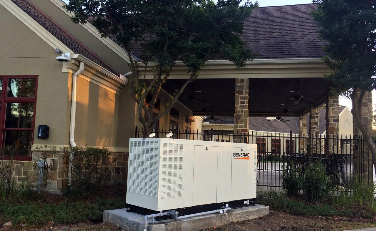 Full home generator system