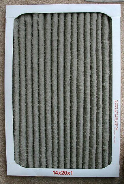 Air filters directly effect your indoor air quality.
