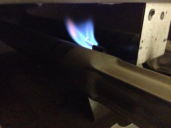 Furnace igniter.